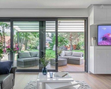 Przesuwne okna tarasowe vetrex
